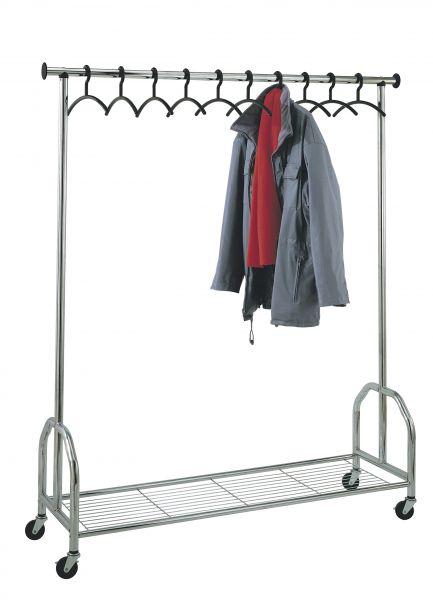 Garderobenwagen Chromo 6016