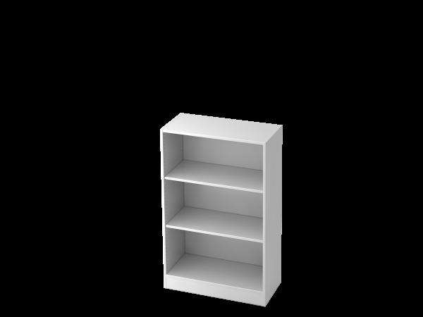 Regal 6500 3 OH, Sockelblende Weiß