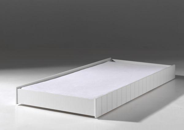 Bettschublade für Einzelbett Robin, Weiß