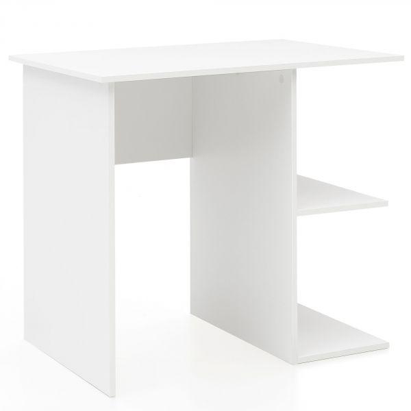 Computertisch Schreibtisch 82 x 60 x 76 cm Weiß