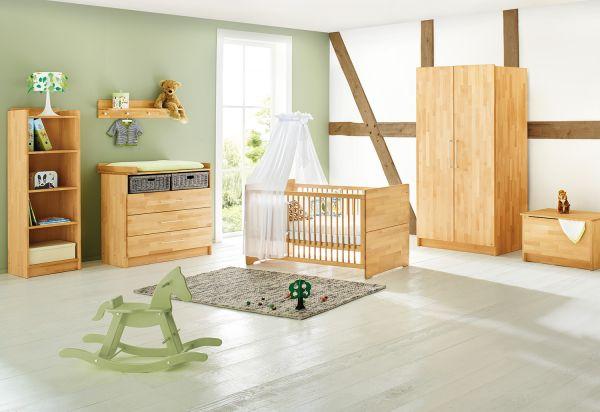 Kinderzimmer 'Natura' breit, natur