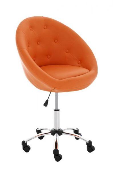 Bürostuhl London, orange