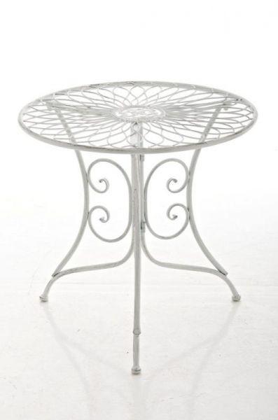 Tisch Ariano, antik weiß