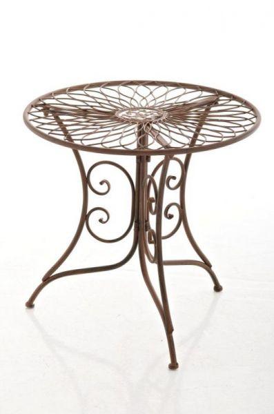 Tisch Ariano, antik braun