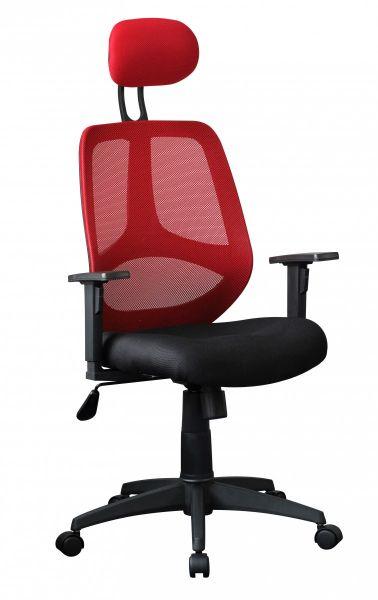 Bürostuhl Schreibtischstuhl, Rot