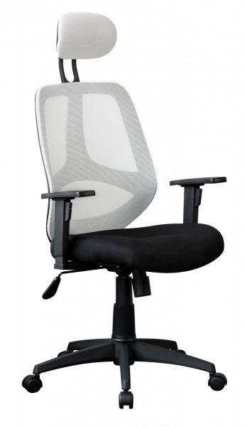 Bürostuhl, Schreibtischstuhl, Weiß