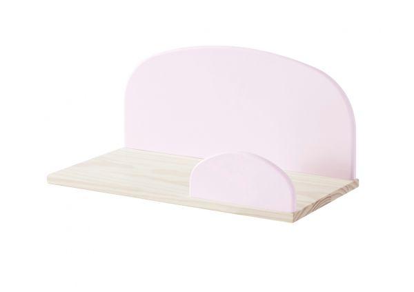 Kiddy Wandregal 45 cm rosa