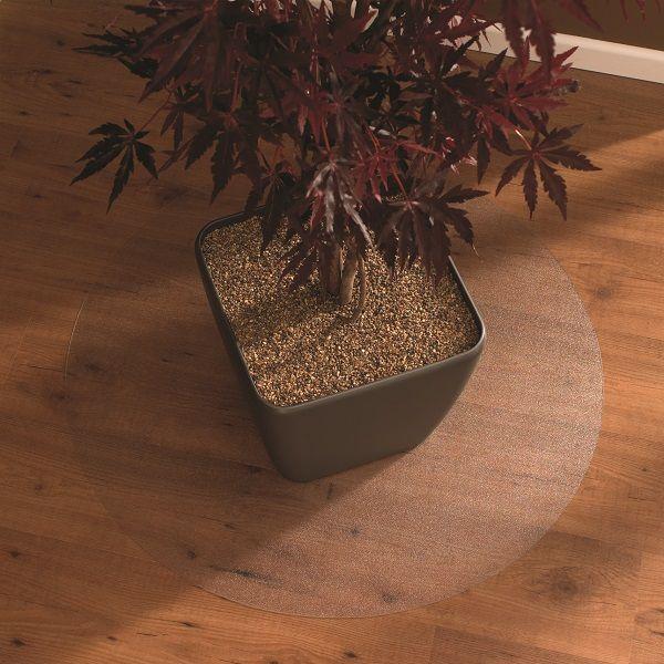 Bodenschutzmatte, 120 cm Durchmesser, rund