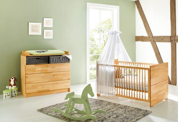 Kinderzimmer Sparset `Natura` breit, natur | Kinderzimmer > Komplett-Kinderzimmer | Pinolino
