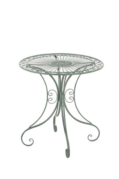 Tisch Hari, antik-grün