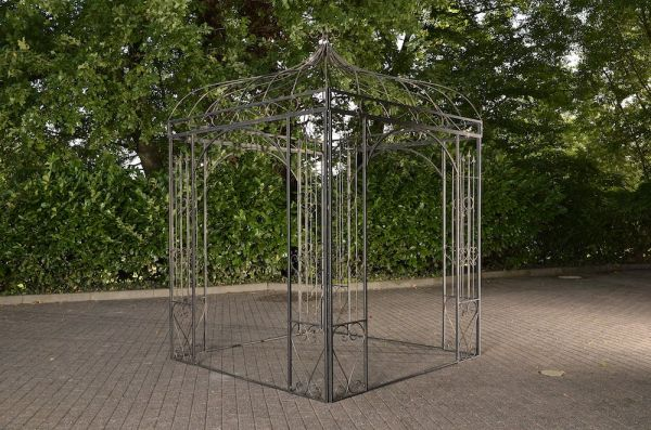 Pavillon Manja, bronze | Garten > Pavillons | CLP