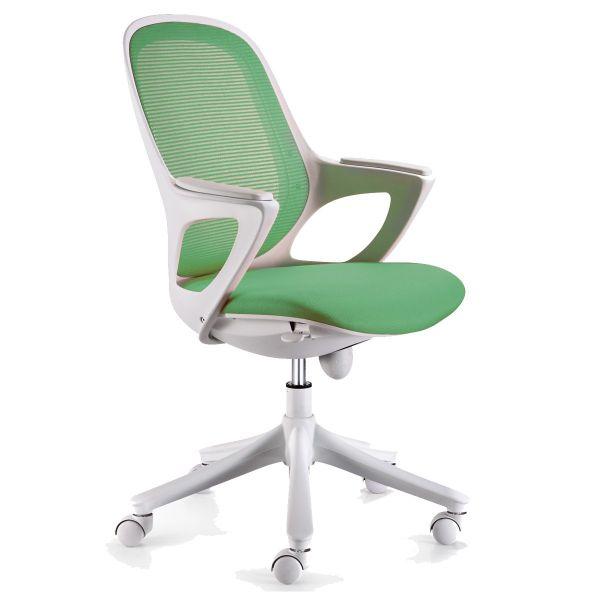 MAGLO Bürostuhl, Schreibtischstuhl, Grün