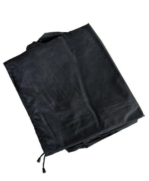 Abdeckhaube Garnitur BERGEN 230*170*74, schwarz