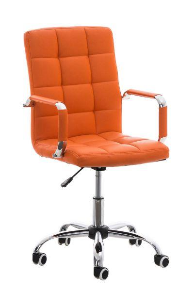 Bürostuhl Deli V2, orange