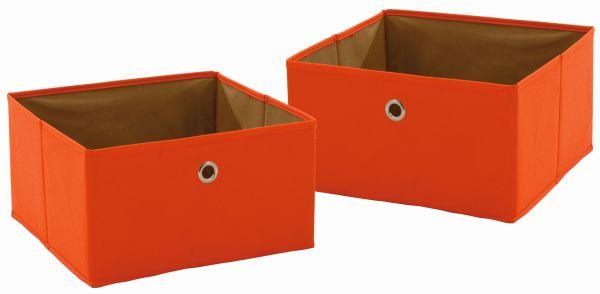 Canvas-Boxen Orange