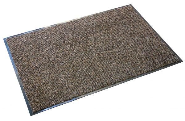 Schmutzfangmatte, 90 x 150 cm, grau
