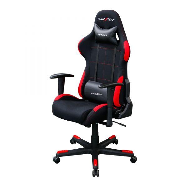 Dxracer Gaming Stuhl Oh Fd01 Nr F Serie Schwarz Rot