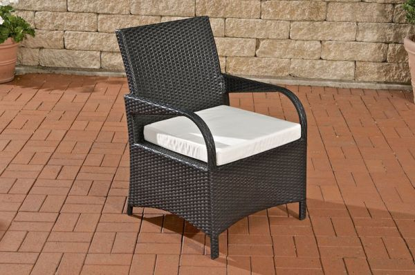Stuhl Pizzo, schwarz