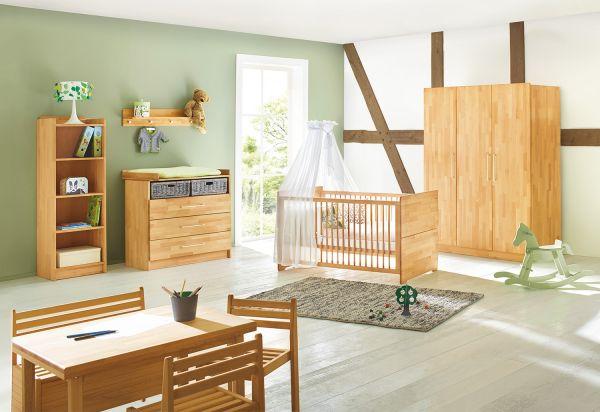 Kinderzimmer 'Natura' breit groß, natur