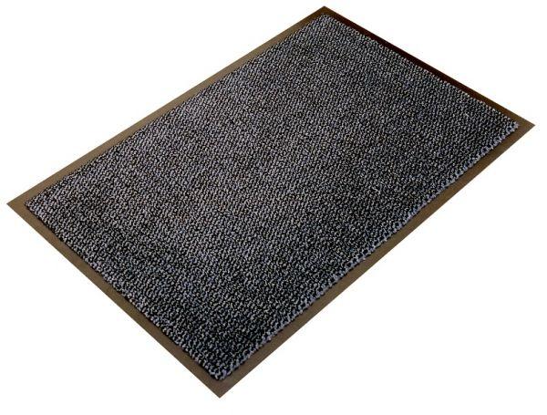 Schmutzfangmatte, 60 x 90 cm, grau