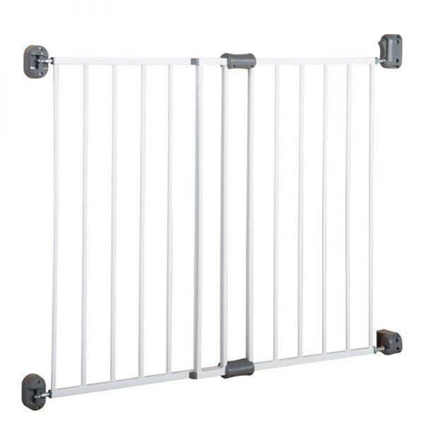 Türschutzgitter Metall Easy Step