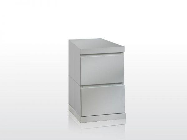 Schreibtisch Container Lara, Weiß