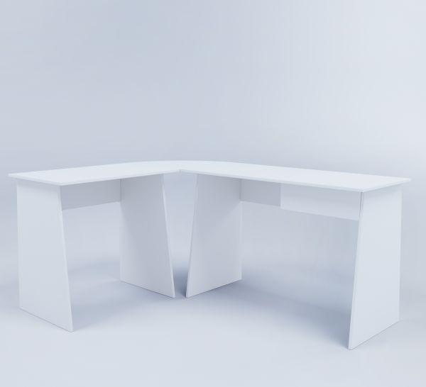 Eck Schreibtisch Masola Weiss Vcm Mobel Hier Kaufen Dito24