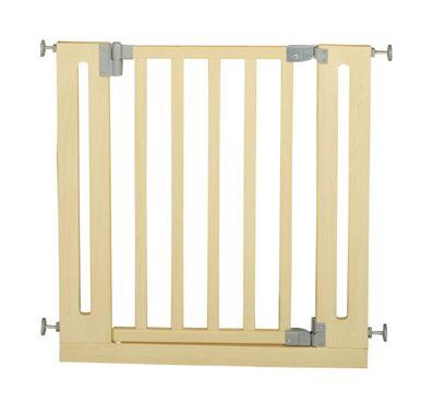 Türschutzgitter 113-122cm natur