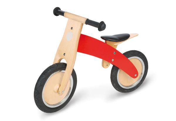 Laufrad `Jojo`, klar / rot   Kinderzimmer > Spielzeuge > Kinderfahrräder   Rot   Pinolino