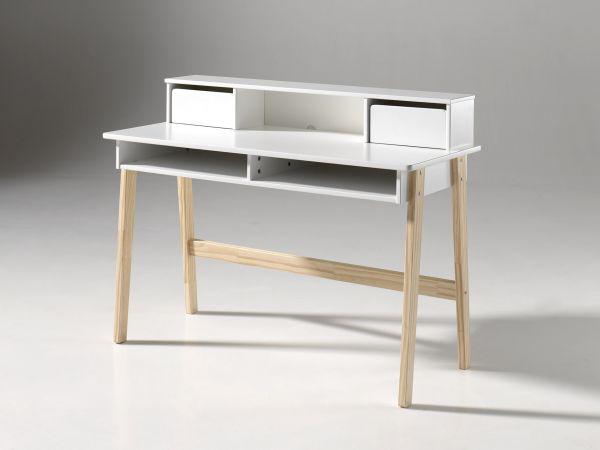 Schreibtisch Kiddy, Weiß