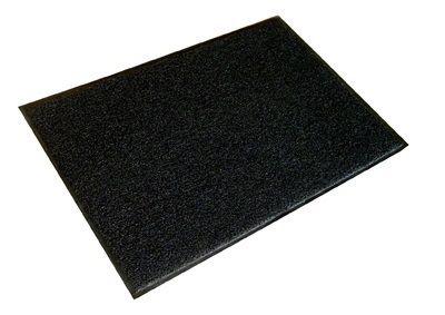 Schmutzfangmatte, 60 x 90 cm, schwarz