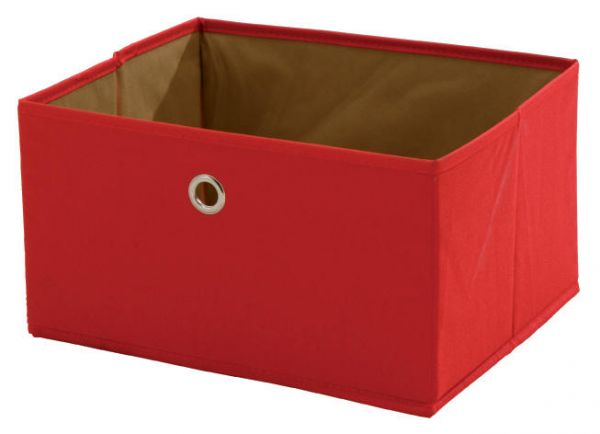 Canvas-Boxen Rot
