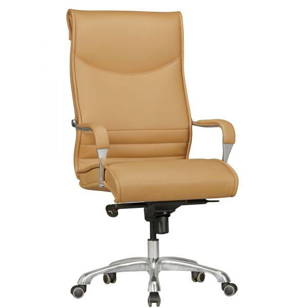 Bürostuhl BIGBOSS Bezug Kunstleder Caramel Schreibtischstuhl XXL Chefsessel