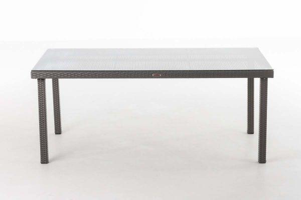 Tisch Florenz BIG, grau