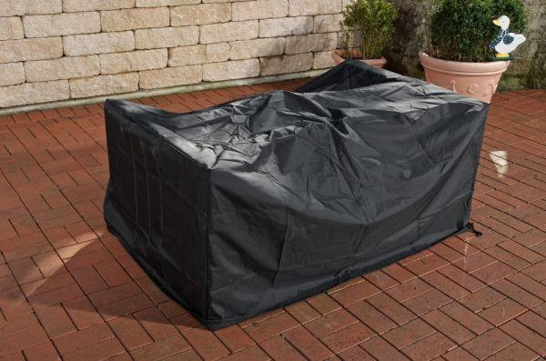 Abdeckhaube 165x210x70, schwarz