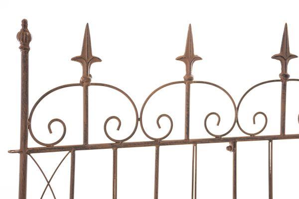 Gartenzaun Mangold, antik braun, 11970032, einkaufen | DiTo24