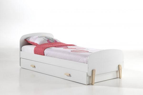 Set Kiddy best. aus Einzelbett 90 x 200 cm und Bettschublade