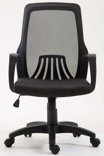 Bürostuhl Clever, schwarz