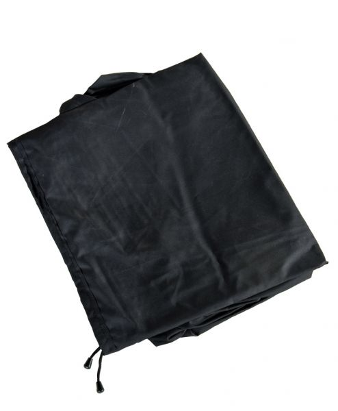 Abdeckhaube 192x75x65, schwarz