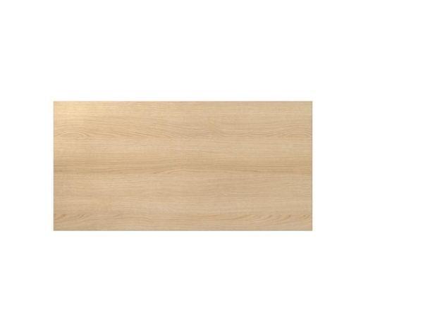 Tischplatte 120x80cm mit Systembohrung Eiche