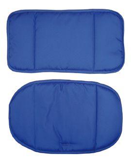 Sitzverkleinerer 2-teilig blau