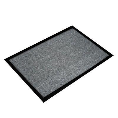 Schmutzfangmatte, 60 x 80 cm, grau