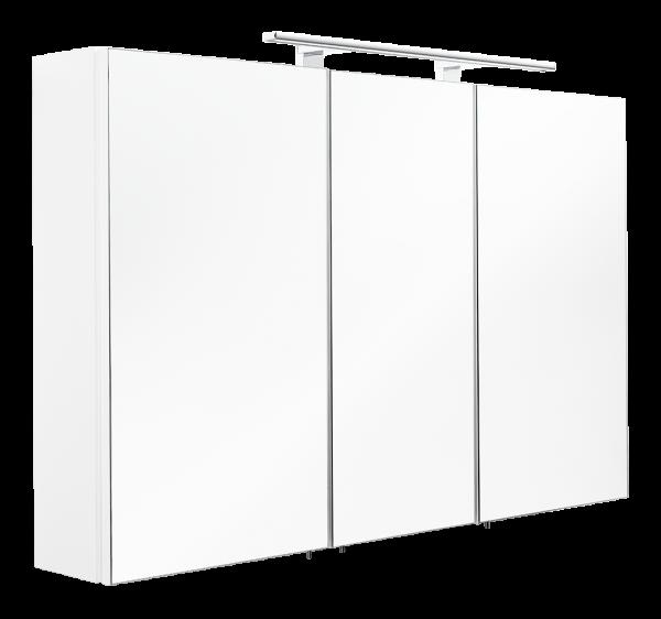Spiegelschrank, weiss, multi-use, 110 x 68 x 16 cm