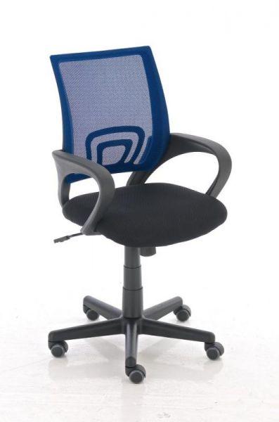 Bürostuhl Genius, blau