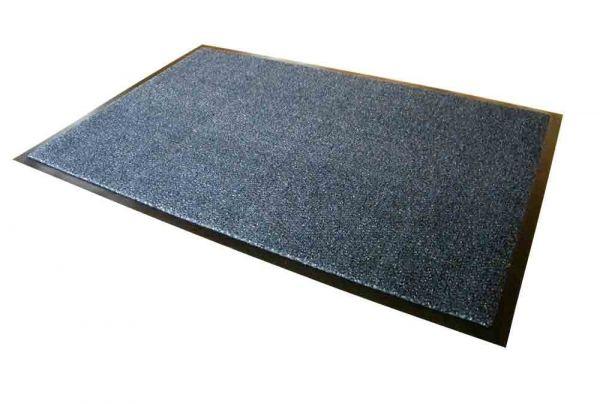 Schmutzfangmatte, 80 x 120 cm, blau