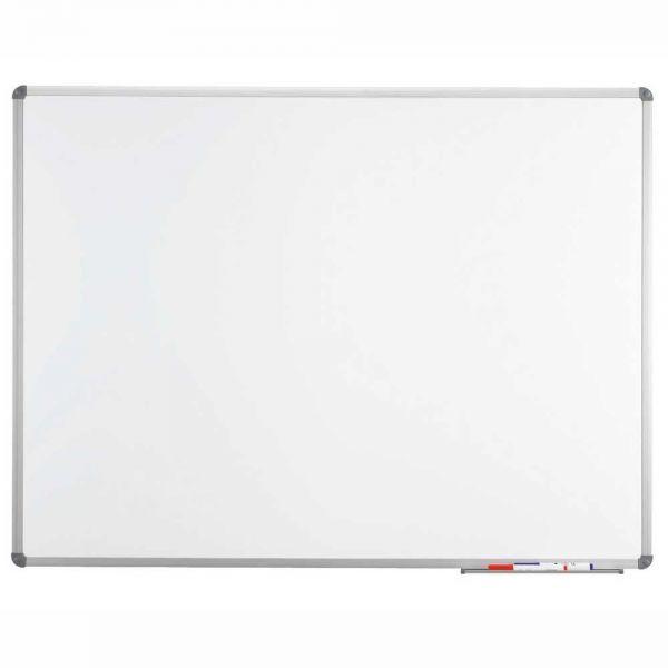 Weißwandtafel Business Emaille, magnethaftend 120x300x3 cm
