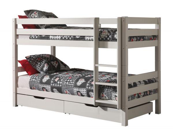 Etagenbett Lupo Ii Weiss : Etagenbett kinderzimmer ausstattung und möbel gebraucht kaufen