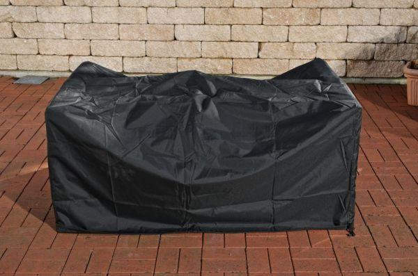 Abdeckhaube 295x135x90, schwarz