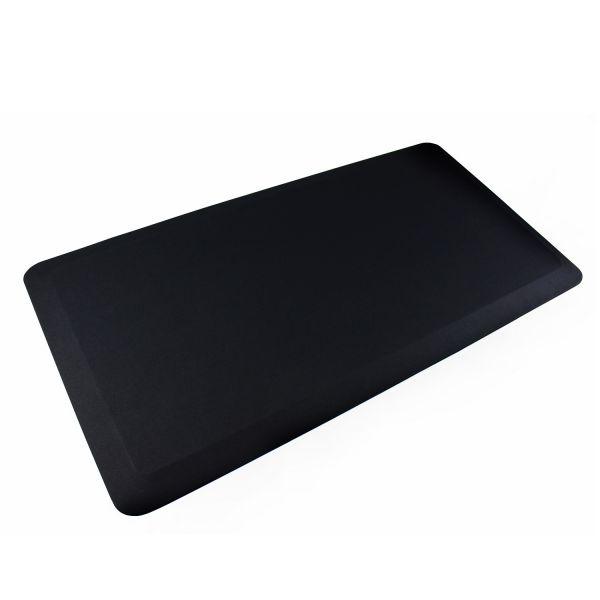 Anti-Ermüdungsmatte aus Polyurethan, 50 x 100 cm, schwarz