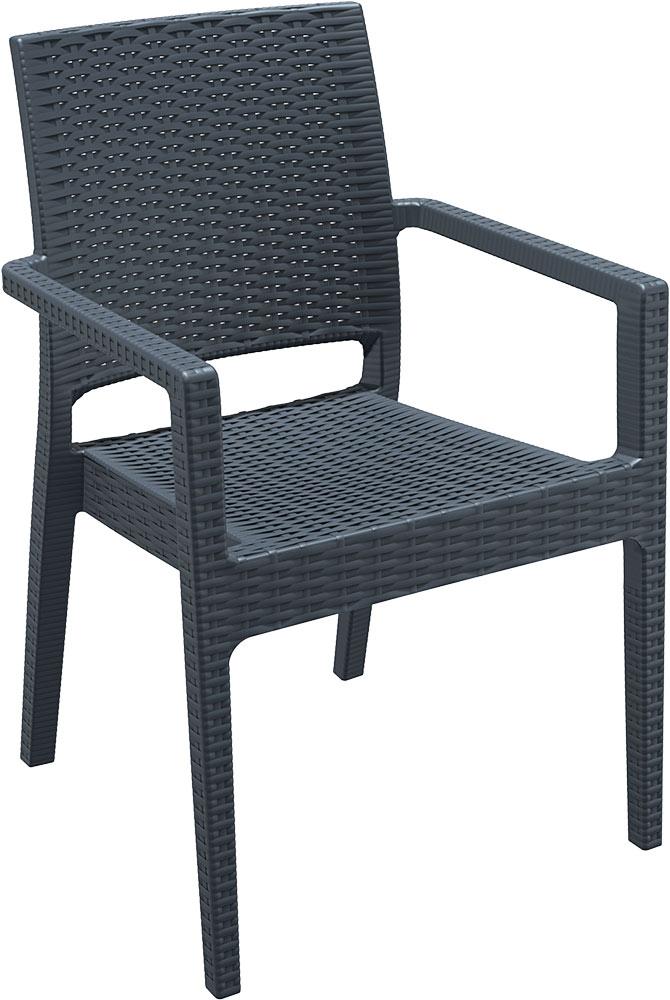 11312056 ibiza stuhl dunkelgrau billig kaufen dito24. Black Bedroom Furniture Sets. Home Design Ideas